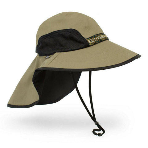 Sunday Afternoons Adventure Hat-Clothing Accessories-Sunday Afternoons-Medium-Sand-Black-2 Foot Adventures