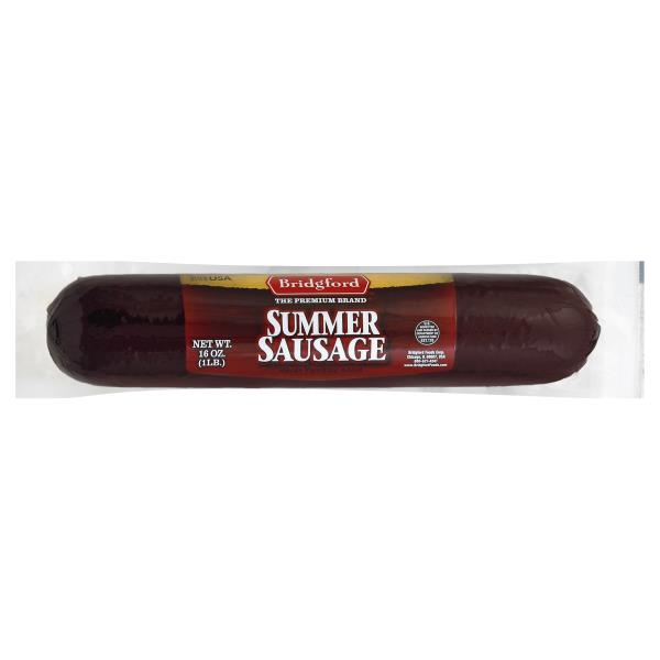 Bridgford Summer Sausage - 16 0z