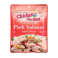 Chicken of the Sea Wild Caught Pink Salmon
