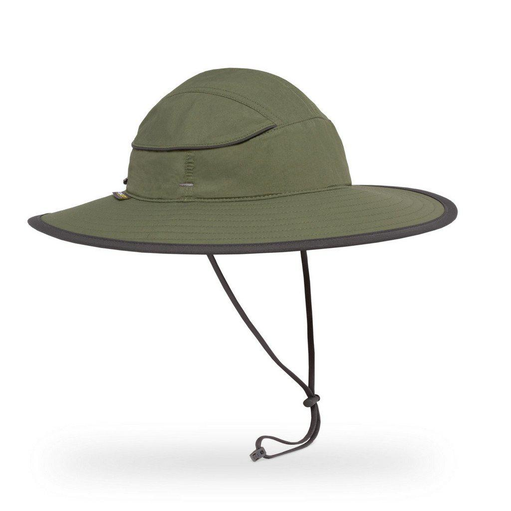 Sunday Afternoons Compass Hat-Clothing Accessories-Sunday Afternoons-Medium-Timber-Slate-2 Foot Adventures