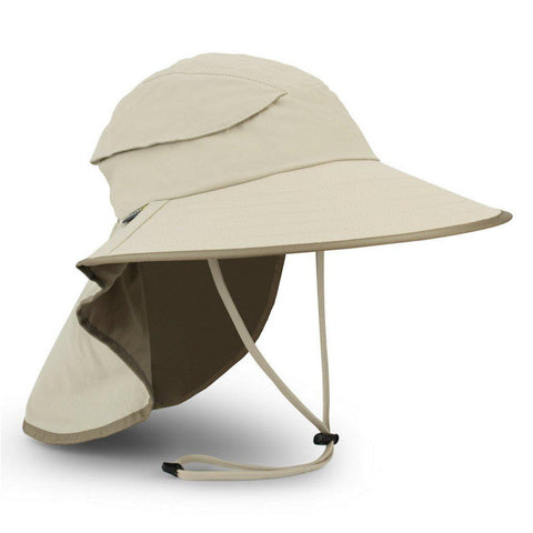 Sunday Afternoons Derma Safe Hat-Clothing Accessories-Sunday Afternoons-Medium-Cream-Sand-2 Foot Adventures