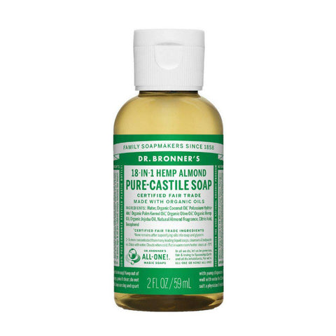 Dr. Bonner's Pure Castille Soap 2oz