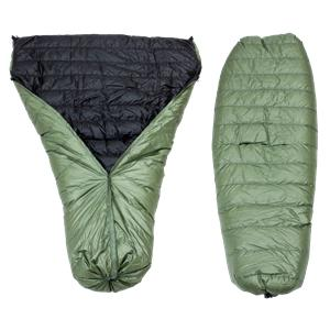 "Jacks R Better ""High Sierra Sniveller"" 5 Degree Quilt-Jacks R Better-2 Foot Adventures"