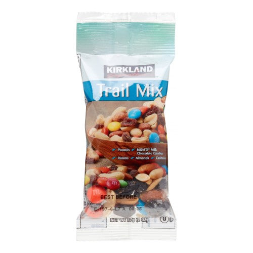 Kirkland Trail Mix Snack Packs