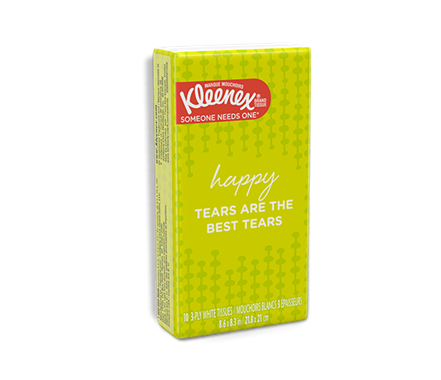 Kleenex Facial Tissues, On-The-Go Small Packs