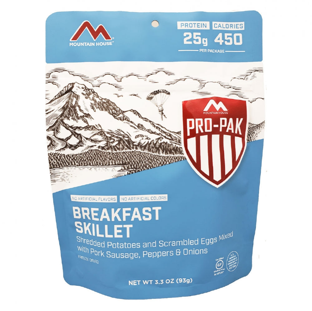 MOUNTAIN HOUSE BREAKFAST SKILLET - PRO PACK