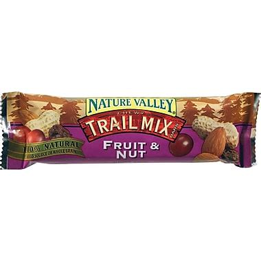 Nature Valley Fruit & Nut Granola Bar