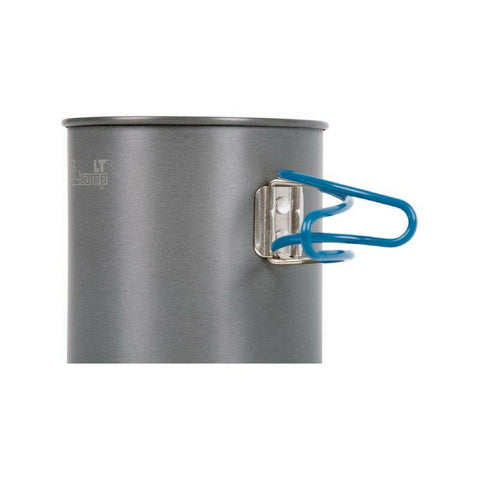 Olicamp LT Pot 1L Hard Anodised Aluminum Pot