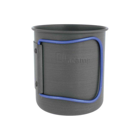 Olicamp Space Saver Hard Anodised Mug