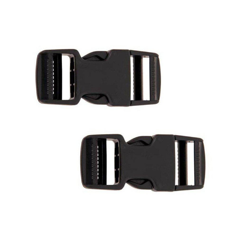 "Equinox 3//4/"" Dual Side Release Buckle 1 Pack"