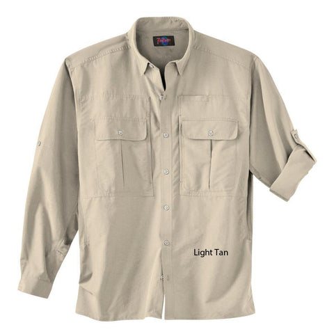 RailRiders Men's Versatac Shirt w/ Insect Shield