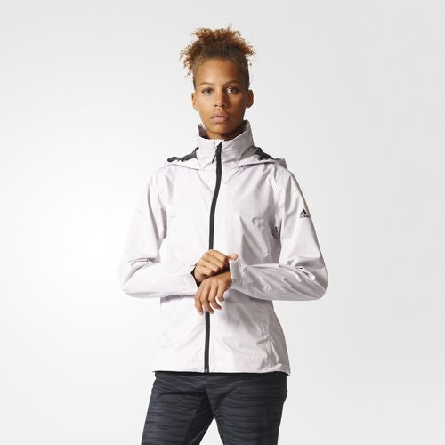 Adidas Women's Wandertag Rain Jacket - 1/2 OFF CLEARANCE