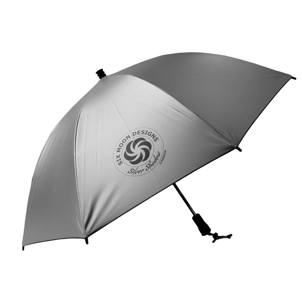 Six Moon Designs Silver Shadow Carbon Umbrella