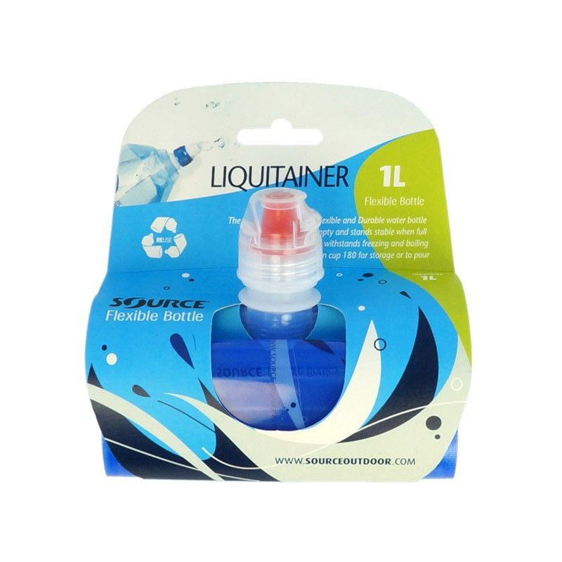 Source Liquitainer™ Flexible Water Bottle - 1L