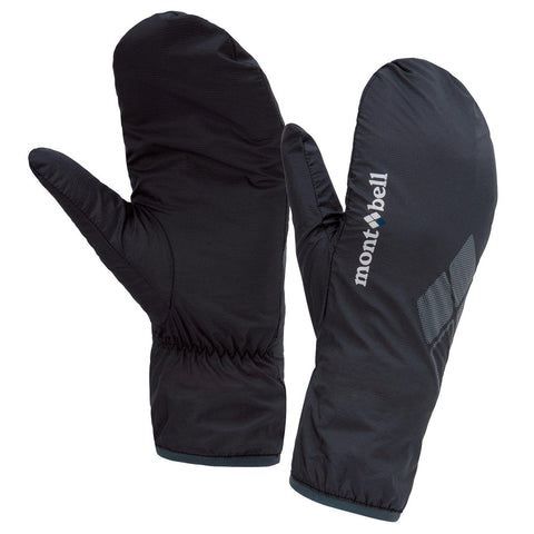 Montbell U.L. Shell Mittens-Clothing Accessories-Montbell-2 Foot Adventures