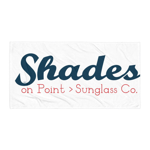 The Shades Beach Blanket