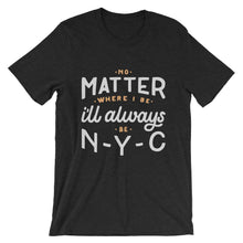 212 No Matter Short-Sleeve Unisex T-Shirt