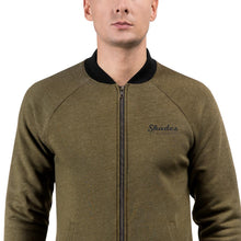 The Shades Military Green Next Level 9700 Bomber Jacket