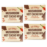 4-PACK: MUSHROOM HOT CACAO WITH CORDYCEPS