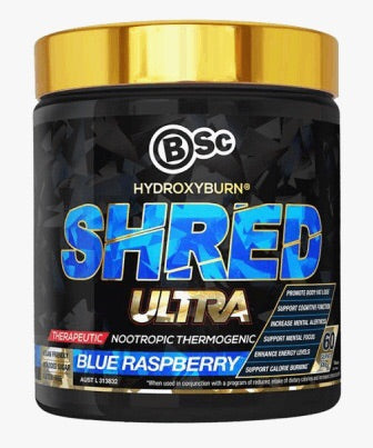 Hydroxy Burn Shred Ultra