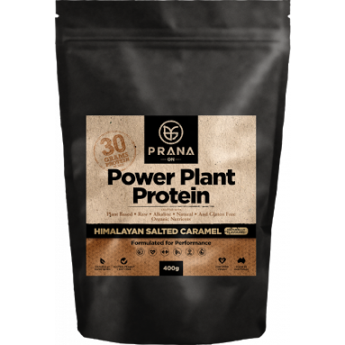 PRANA - Power Plant Protein