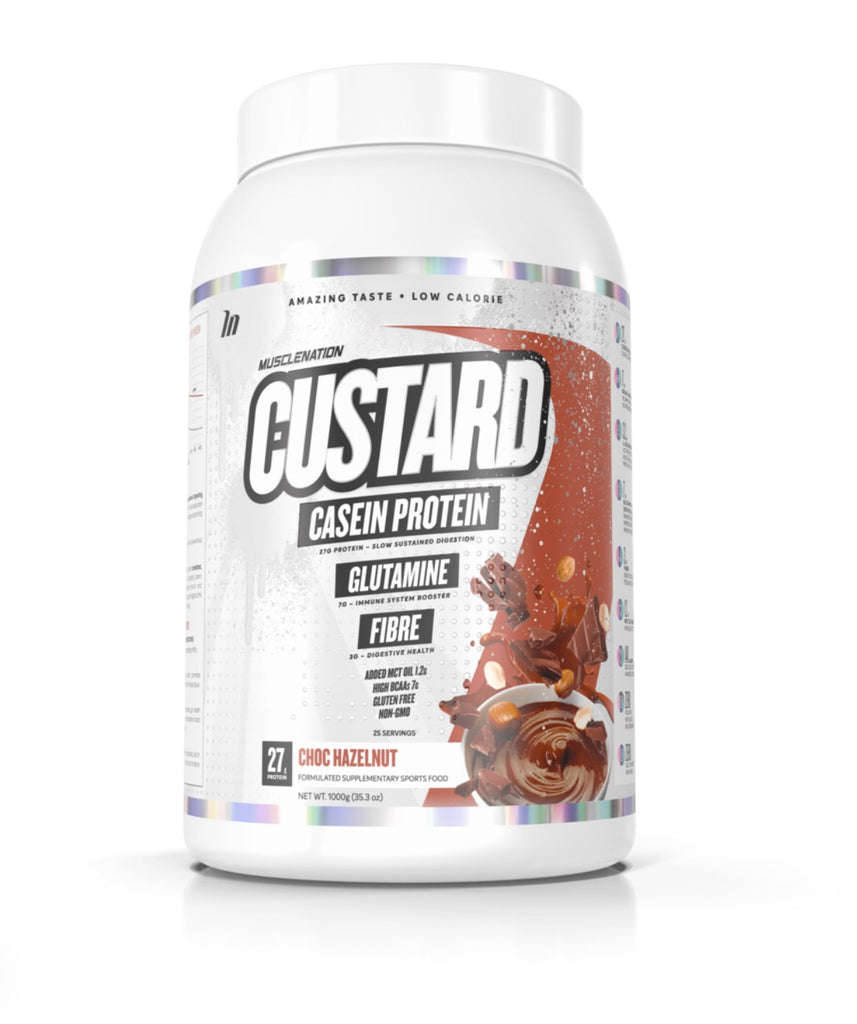 Casein Custard- Muscle Nation