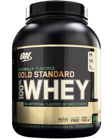 Gold Standard 100% Natural Whey