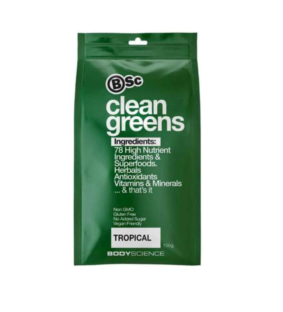 BSC CLEAN GREENS - Tropical