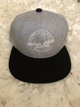 Oops! Kid Snapbacks-Gray & black