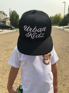 Kids UKC snapback black
