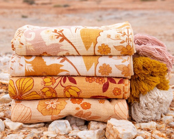 New Enchanted Throw Rug Collection