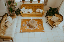 Load image into Gallery viewer, The Zahara Rug in Mustard