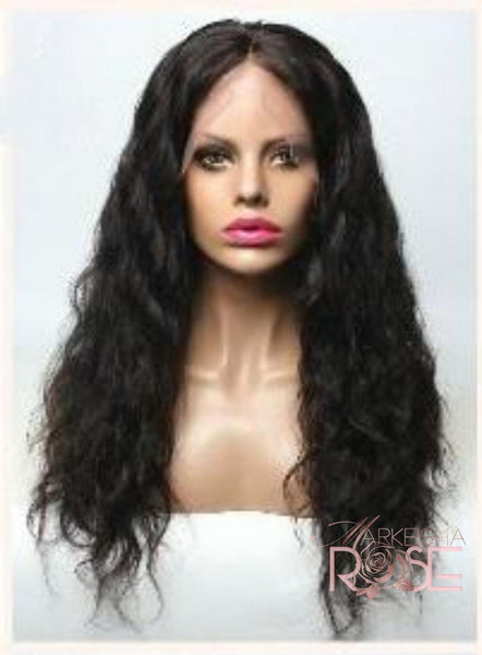 Front Lace Wig- Body Wave