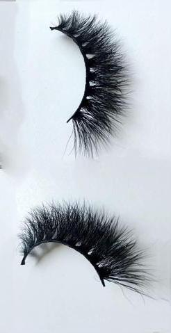 Mink Eye Lashes- Cat Eye