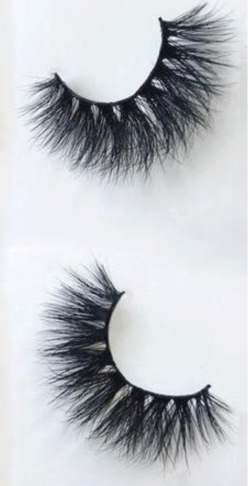 Mink Eye Lashes -Athena