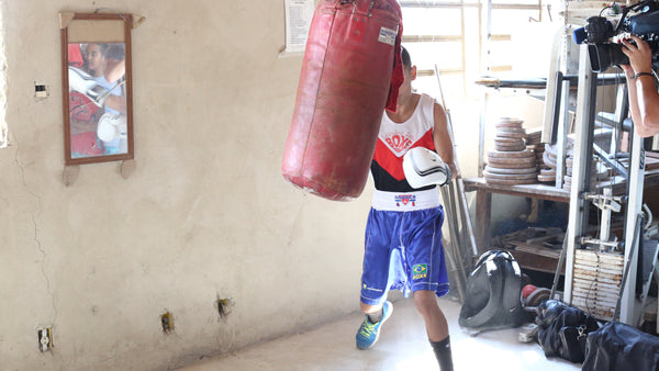 'BENNY' WHY COMMUNITY CENTER BOXING GYMS ARE SO IMPORTANT