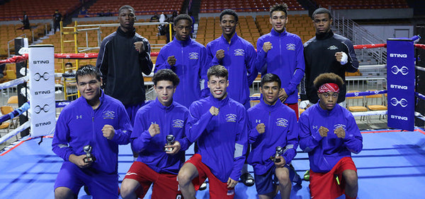 USA BOXING 2017 JUNIOR OLYMPICS A HUGE SUCCESS