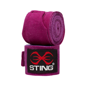 ELASTICISED HAND WRAPS