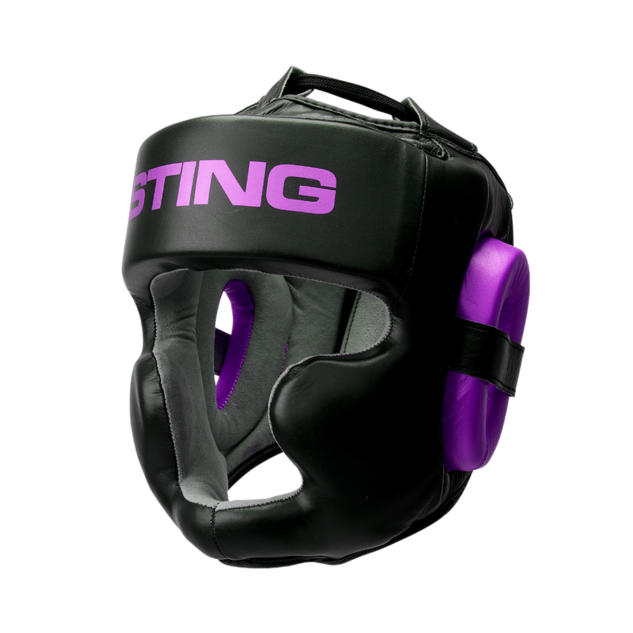 MYSTING CUSTOM FULL FACE HEAD GUARD