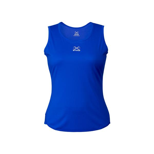 WOMENS BOXING METTLE SINGLET
