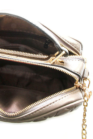 Faux Leather Fashion Bag