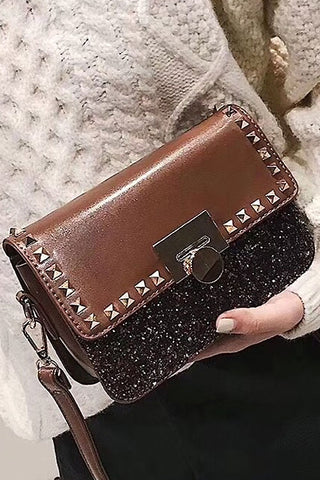 Fashion Stone Shoulder Bag