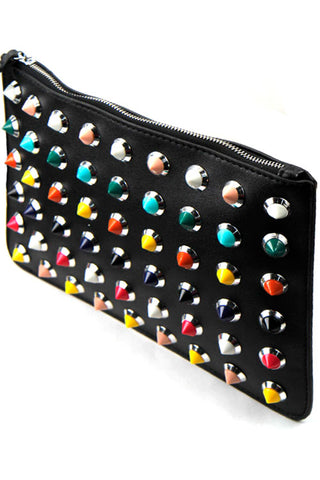 (3PCS) Piked Fashion Clutch Bag