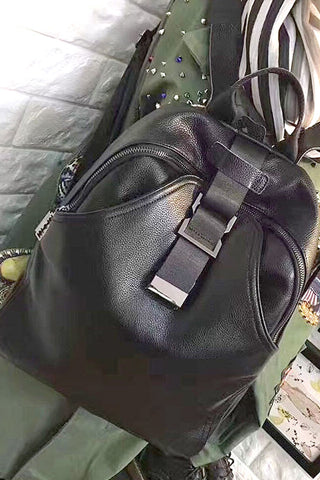 Fashion Faux Leather Backpack