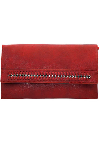 Metal Fashion Clutch Bag