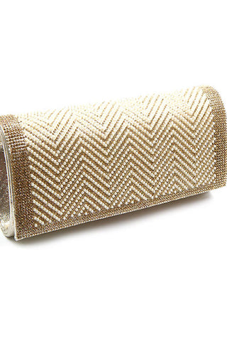 Stone Pearl Evening Bag