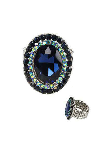 Stone Stretchable Ring