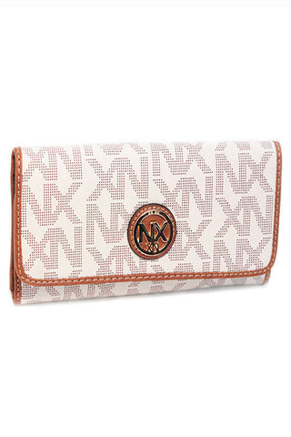 NX Fashion Long Wallet