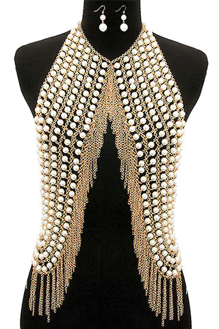 Fringe Armor Body Chain Set