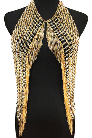 Fringe Armor Body Chain